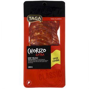 Taga Classic Chorizo Extra 100g