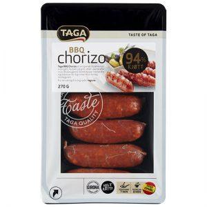 Taga Taste BBQ Chorizo 270g