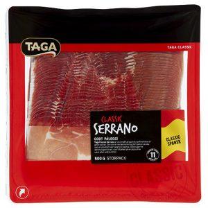Taga Classic Serrano 500 g